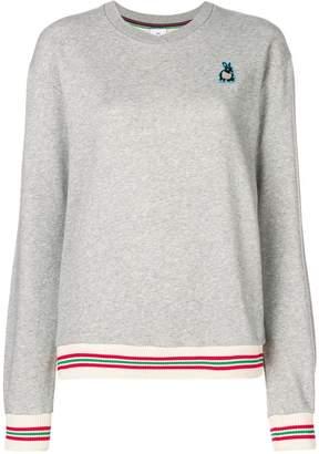 Paul Smith bunny round neck sweater