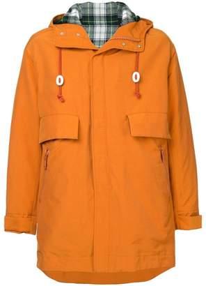 Undercover oversized trenchcoat