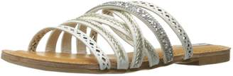 Not Rated Women's B Me Gladiator Sandal