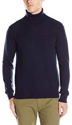 Jack Spade Men's English Rolled Neck Sweater