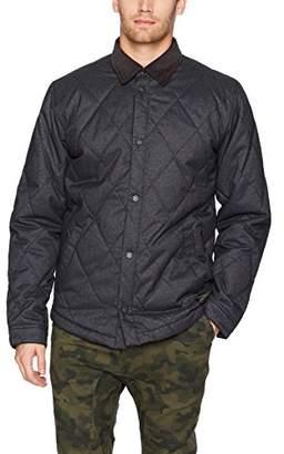 Quiksilver Men's Reesor Insulated Jacket