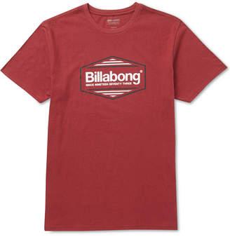 Billabong Men's Pacific Logo-Print T-Shirt