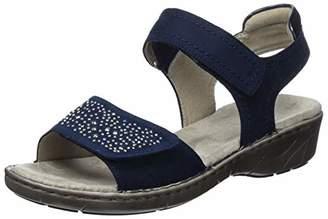 e957ac3ab1b Jenny CORSICA 2257289 Closed Sandals Blue 75)