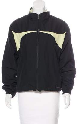 Reebok Lightweight Stand Collar Jacket