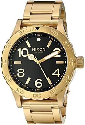 Nixon Men's '46' Quartz Stainless Steel Watch