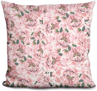 Lilipi Brand Marco Fabiano Forever Fashion Pattern Throw Pillow