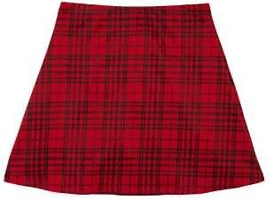 Aqua Girls' Plaid Skirt, Big Kid - 100% Exclusive