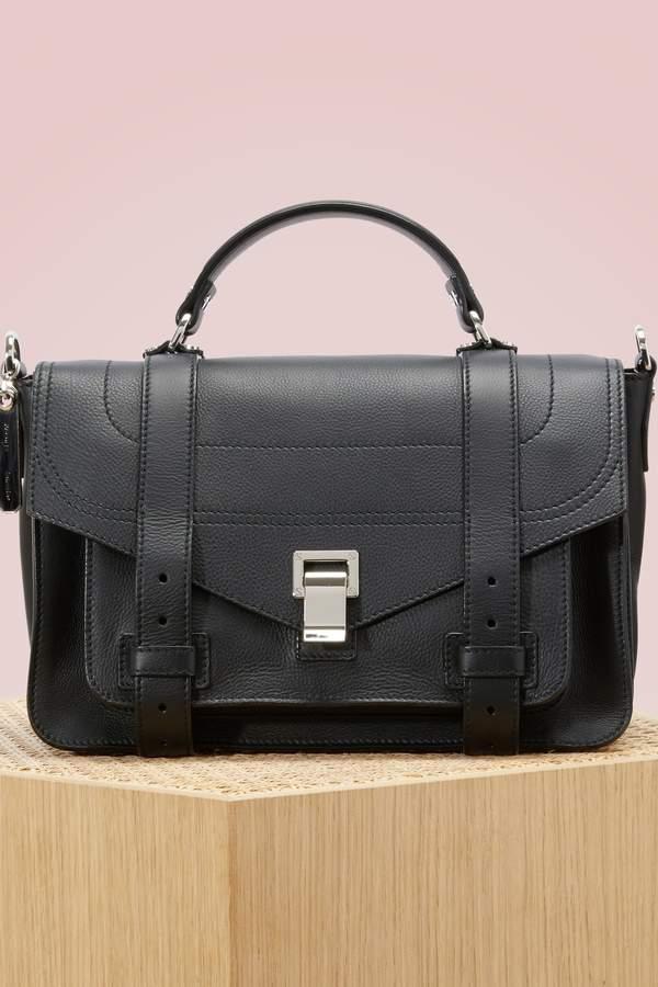 Proenza Schouler PS1 Medium+ leather handbag