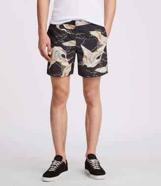 AllSaints Romaji Swim Shorts