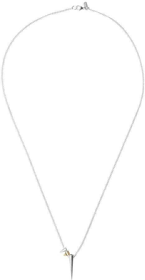 Wendy Nichol / Black Diamond Spike Necklace