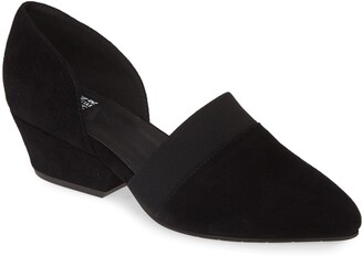 Eileen Fisher Hilly d'Orsay Pump