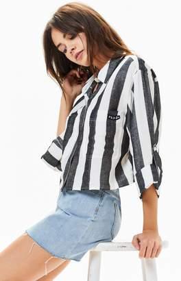 Volcom Stripe N Stone Long Sleeve Shirt