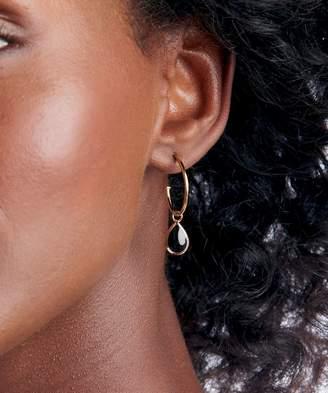 Sole Society Hoop Drop Earrings