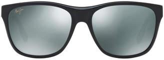 Maui Jim Howzit Black Sunglasses