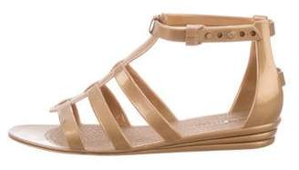 Marc Jacobs Rubber Cage Sandals