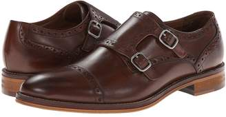 Johnston & Murphy Conard Causal Dress Double Monk Strap Men's Shoes