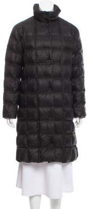 Moncler Quilted Puffer Down Jacket