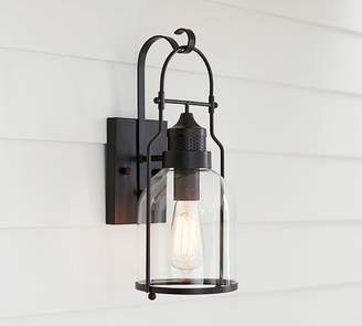 Pottery Barn Taylor Indoor/Outdoor Sconce