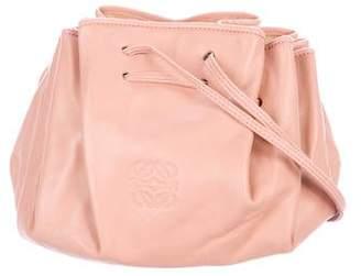 Loewe Vintage Leather Bucket Bag