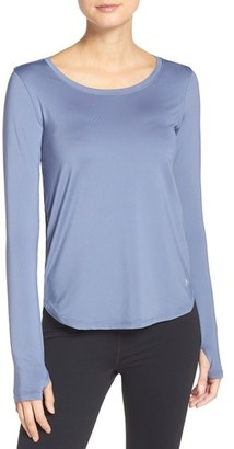 Under Armour 'Fly' Long Sleeve Top $39.99 thestylecure.com