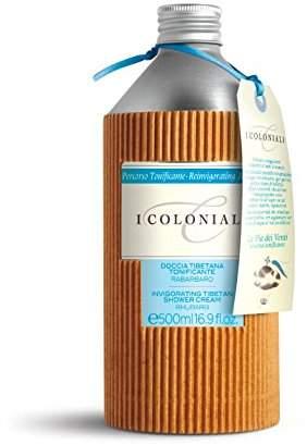 I Coloniali Invigorating Tibetan Shower Cream