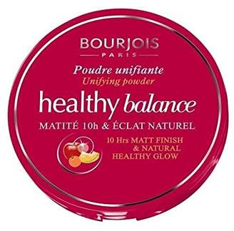 Bourjois Healthy Balance Unifying Powder Hale Clair 56 (Pack of 4)