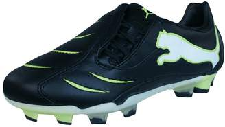 Puma PowerCat 2.10 FG Boys Leather Soccer Boots / Cleats