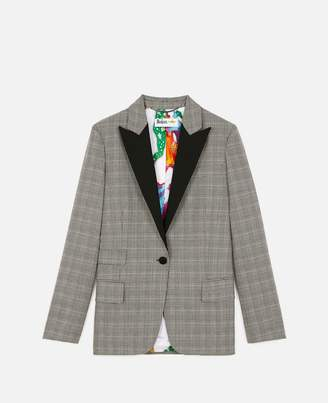 Stella McCartney Check Jacket, Women's