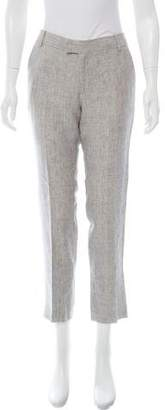 Band Of Outsiders Linen Mid-Rise Pants w/ Tags
