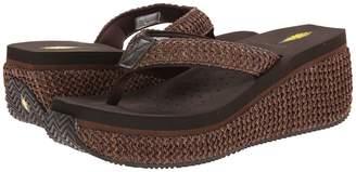 Volatile Island Women's Wedge Shoes