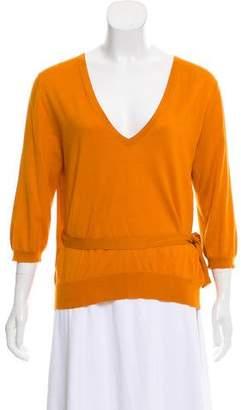 Dries Van Noten V-Neck Sweater