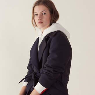 Sandro Trench-Style Coat