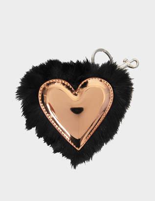 Stella McCartney Keychain Heart