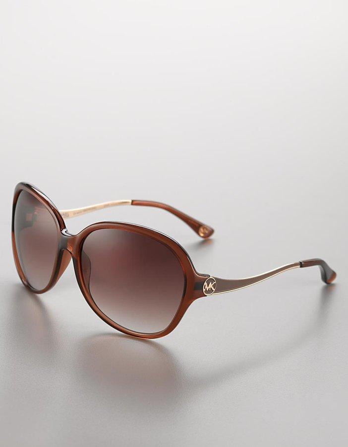 MICHAEL MICHAEL KORS Plastic Retro Sunglasses