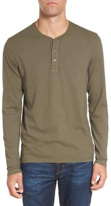 AG Jeans Clyde Long Sleeve Henley