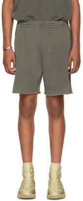 Yeezy Grey Sweat Shorts