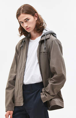 Volcom Warren Contrast Hooded Jacket