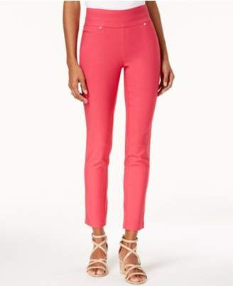 XOXO Juniors' Colored Pull-On Skinny Pants