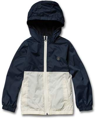 Volcom Ermont Hooded Nylon Jacket