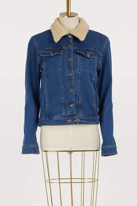 Maison Labiche L'amour denim jacket