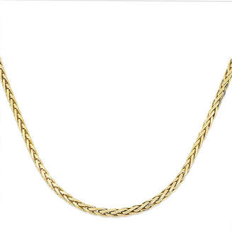 PRIVATE BRAND FINE JEWELRY Made in Italy 14K Gold 20 Inch Link Chain Necklace