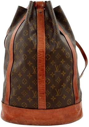 Louis Vuitton Brown Women s Backpacks on Sale - ShopStyle d709743b6e6b4