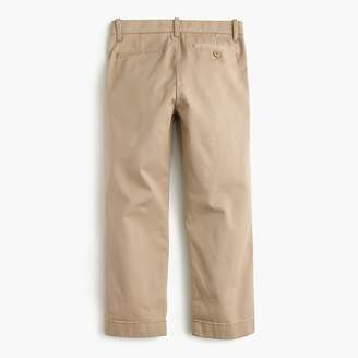 J.Crew Boys' broken-in chino pant in straight fit
