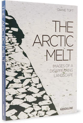 The Arctic Melt Hardcover Book