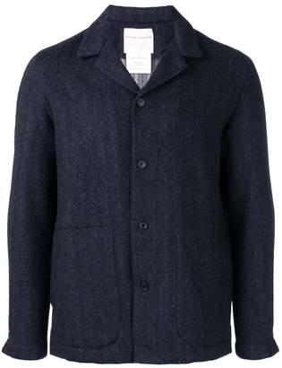Stephan Schneider Wig buttoned jacket