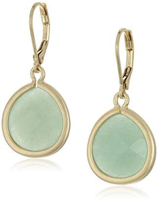 "lonna & lilly Classics"" Gold-Tone/ Tear Drop Earrings"