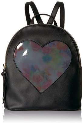 T-Shirt & Jeans Floral Jelly Heart Back Pack
