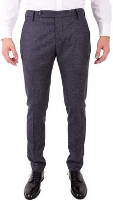Entre Amis Virgin Wool Trousers