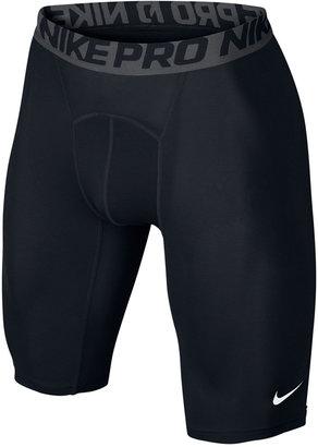 "Nike Men's Pro Cool Dri-Fit Compression 9"" Shorts $30 thestylecure.com"