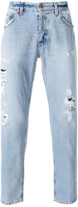Dondup Cotton Brighton Jeans + Lifts